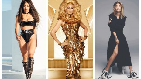 RuPaul's Drag Race All-Stars 4: Ciara, Rita Ora & More Unveiled As Guest Judges