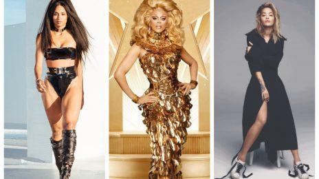 RuPaul's Drag Race All-Stars 4: Ciara, Rita Ora & More Unveiled As Guest Judges