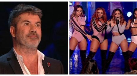 "Simon Cowell Spills On Little Mix Label Split: ""They Didn't Want To Record 'Woman Like Me'"""