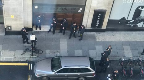 Shocking: Sony Music UK HQ Evacuated After Man Stabs Two