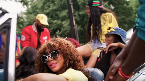 New Videos:  Tamar Braxton - 'Wanna Love You Boy' & 'The Makings of You'