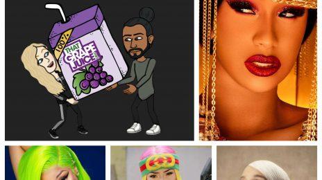 Listen: The Sip - Episode 22 (ft. Cardi B, Nicki Minaj, Stefflon Don, Ariana Grande, & More)