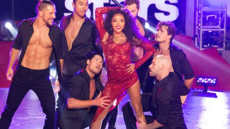 Watch:  Tinashe's Red Hot 'Fever' Performance at 'Dancing with the Stars' Season Finale