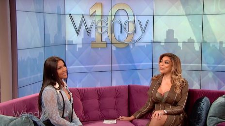 Toni Braxton Visits 'Wendy' / Talks Wedding To Birdman, Sisters, Christmas Movie, & More