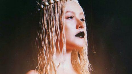 Christina Aguilera Readies New Album