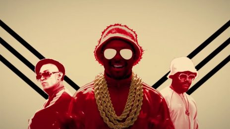 New Video:  Black Eyed Peas - 'Back 2 HipHop ' (featuring Nas)