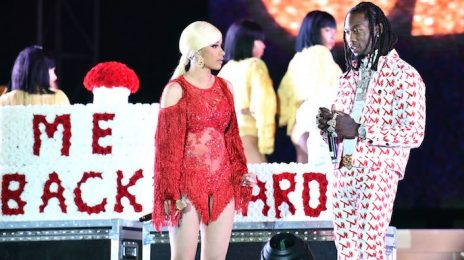 Cardi B Slams Own Fans For Blaming Her PR Rep For Offset's 'Rolling Loud' Stunt [Video]