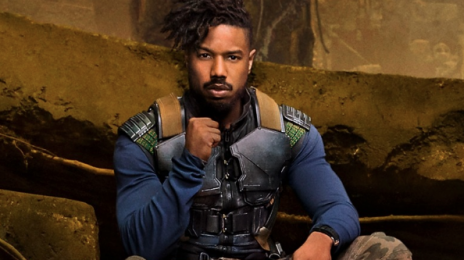 "Michael B. Jordan: ""I Needed Therapy After Black Panther Role"""