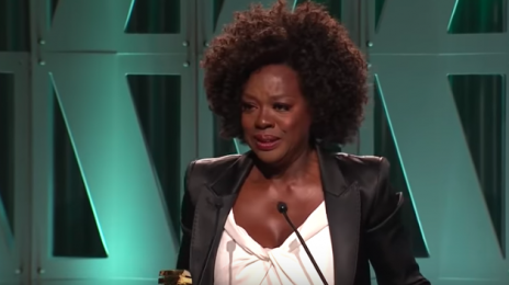 Watch: Viola Davis Receives Sherry Lansing Leadership Award