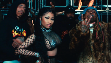 Nicki Minaj's 'Good Form' Becomes Rapper's 102nd Billboard Hot 100 Hit