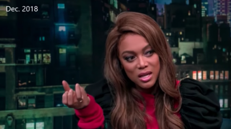 "Tyra Banks Reveals She Is Still Hurt By Naomi Campbell Feud / Says Rival Was ""Extreme"""
