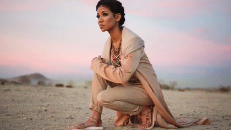 Did You Miss It?! Jhene Aiko Releases New Material