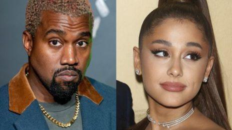 "Kanye West Slams Ariana Grande: ""Don't Use Me For Promo"""