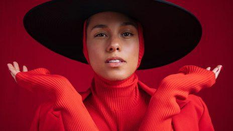 Alicia Keys Teases New Music