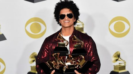 2018 Year-In-Review:  Bruno Mars Makes History With Grammy's Sweep