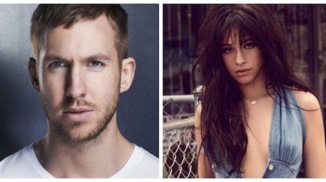 Calvin Harris Eyes Camila Cabello Collaboration