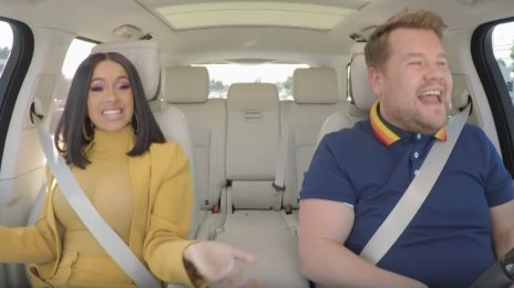 Preview: Cardi B Buckles Up For 'Carpool Karaoke'
