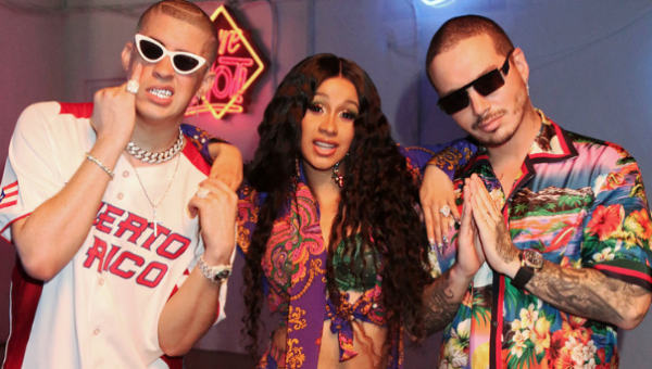 Cardi B Bad Bunny Soar On Youtube S Top 10 Music Videos Of 2018