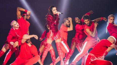 Cheryl Performs At Capital FM Jingle Bell Ball [Performance]