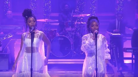 Chloe x Halle Dazzle With 'Down' On 'Fallon' [Performance]