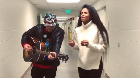 Did You Miss It? Ciara Soars With Acoustic 'Silent Night' Performance [Watch]
