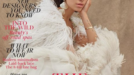 Dua Lipa Covers British Vogue