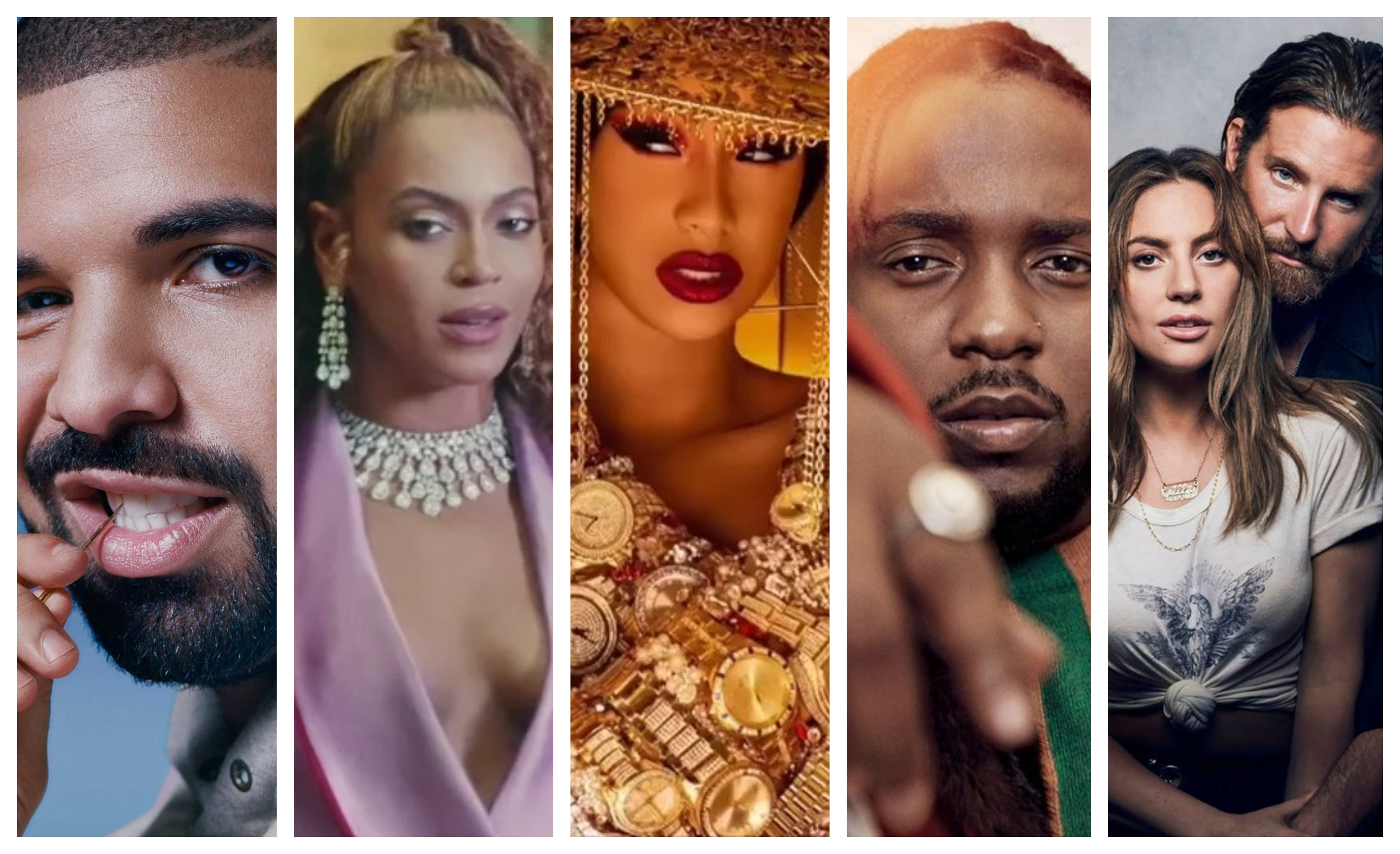 61st Annual Grammy Awards: Must See: 61st Annual Grammy Nominations [Full List
