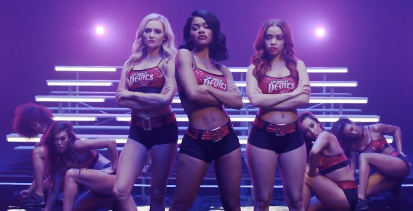 Hit The Floor Cancelled After Four Seasons That Grape Juice