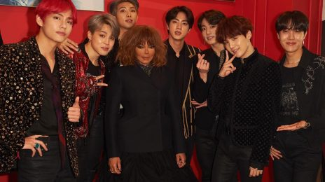 Janet Jackson Attends 2018 MAMAs In Hong Kong, Receives Inspiration Award, & Meets BTS [Video]