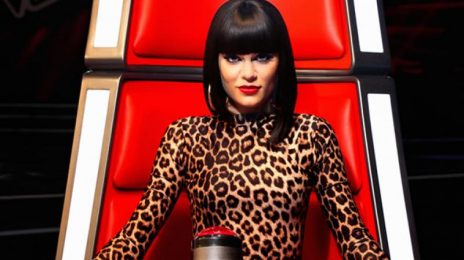 Jessie J Joins 'The Voice Kids UK'