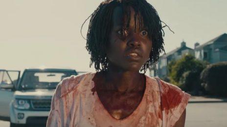 Movie Trailer: 'Us' [Starring Lupita N'yongo]
