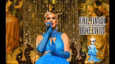 New Video:  Katy Perry - 'Immortal Flame'