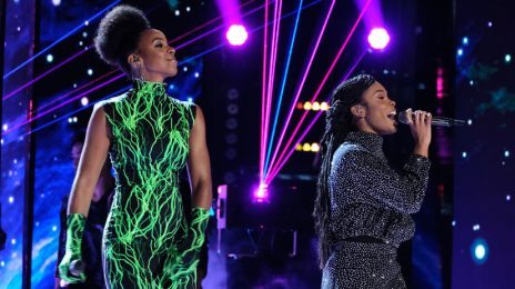 Kelly Rowland Performs On 'The Voice' [Video]