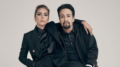 Watch: Lady Gaga & Lin-Manuel Miranda On 'Actors on Actors'