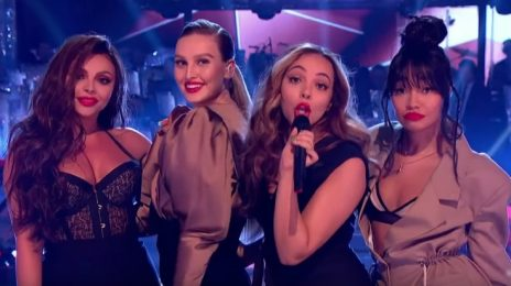 Watch: Little Mix Perform 'Woman Like Me' On 'Strictly Come Dancing'