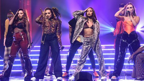 Watch: Little Mix Perform 'Think About Us' On 'Graham Norton'