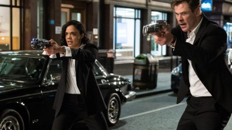 Movie Trailer: 'Men In Black: International' [Starring Tessa Thompson & Chris Hemsworth]