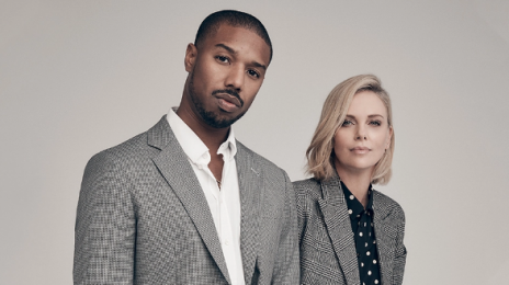 Watch: Michael B. Jordan & Charlize Theron On 'Actors on Actors'