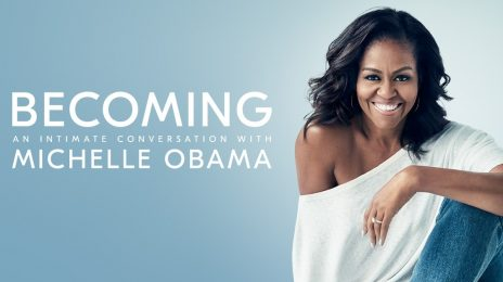 Michelle Obama Announces Worldwide Arena Tour For 'Becoming: An Intimate Conversation'