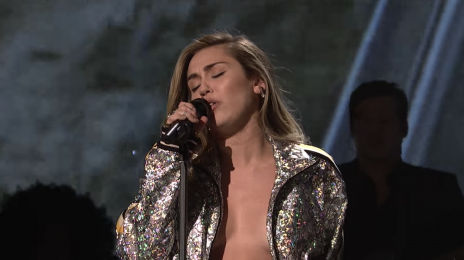 Did You Miss It?! Miley Cyrus Rocks 'SNL' With Mark Ronson [Video]