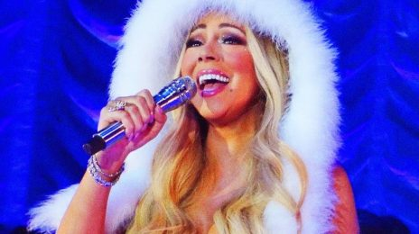 Mariah Carey Soars With Holiday Hits & More In Sweden [Performance]
