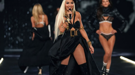 Watch:  Halsey, Rita Ora, Bebe Rexha, & More Rock the 2018 Victoria Secret Fashion Show