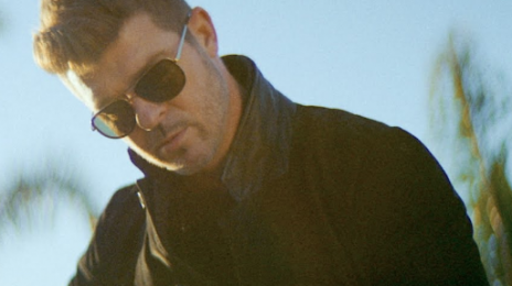 New Video:  Robin Thicke - 'Testify'