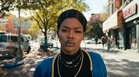 RIAA:  Teyana Taylor Earns First Platinum Hit of Her Career with 'Gonna Love Me'