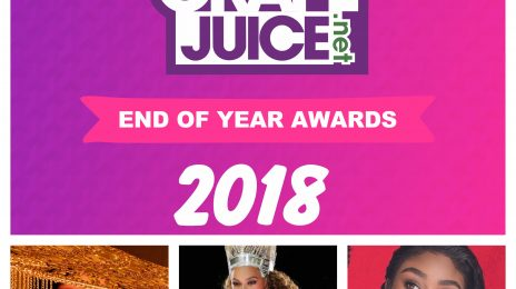 That Grape Juice: End of Year Awards 2018 – Winners!