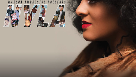 Marsha Ambrosius Announces 2019 'NYLA' North American Tour