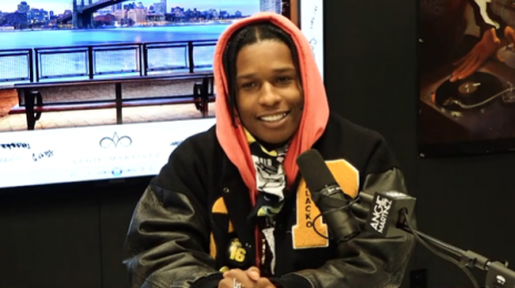 A$AP Rocky:  'Girls Should Take Me Shopping...Because I'm a Bad B*tch'