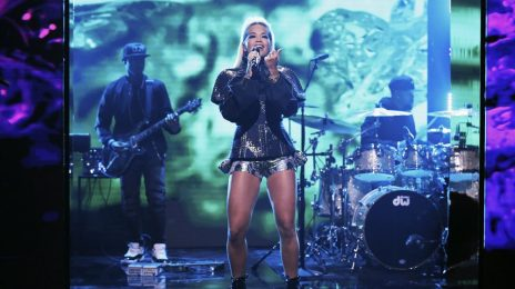 Watch:  Rita Ora Rocks 'The Tonight Show' With 'Let You Love Me'