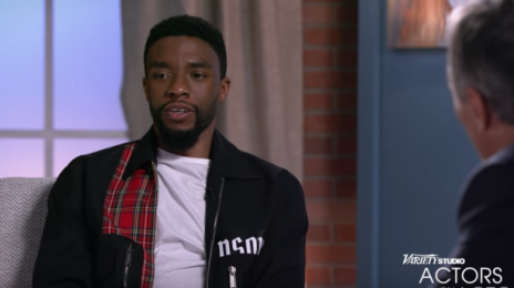 Watch: Chadwick Boseman Talks 'Black Panther' Plans & More On 'Actors on Actors'