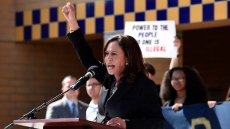 Report: Kamala Harris To Announce Presidential Run This Month